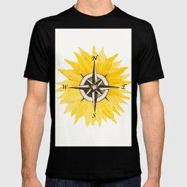 Compass  Sunflower T-shirt