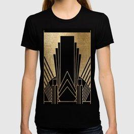 Art deco design T-shirt