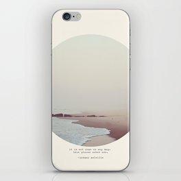 Maps iPhone Skin