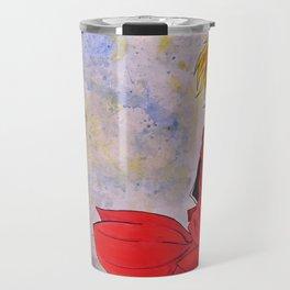 Edward Elric Fan-Art Travel Mug