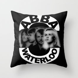 Waterloo Throw Pillow