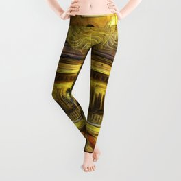 Vincent Van Gogh Palace Leggings