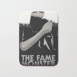 The Fame Monster Bath Mat