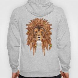 Dreadlock Lion Hoody