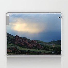 Red Rocks at Dusk Laptop & iPad Skin