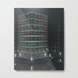 UI //003 Metal Print