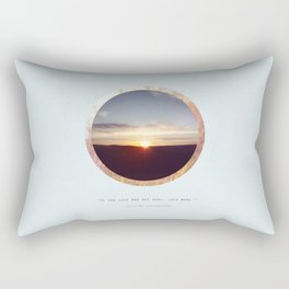 If you Love... Rectangular Pillow
