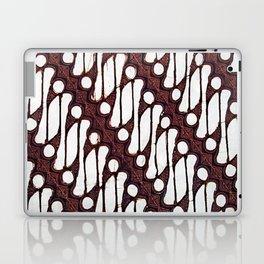 the parang batik pattern Laptop & iPad Skin