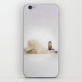 Foxy takedown iPhone Skin