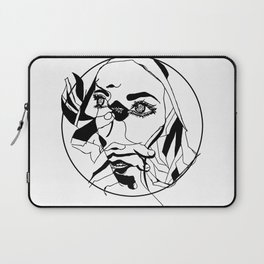 Double Self  Laptop Sleeve