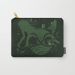The Legend of Forest Hunter Carry-All Pouch