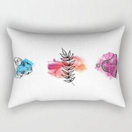 Distrust Rectangular Pillow