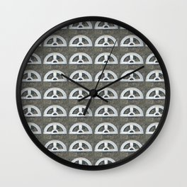 Protracted Dry Spell Wall Clock