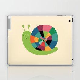 Snail Time Laptop & iPad Skin
