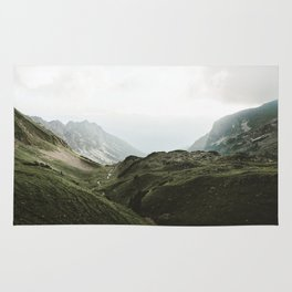 Beam Landscape Photography Rug