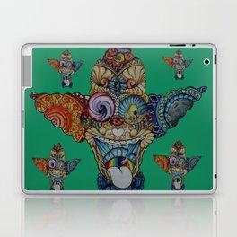 krusty the tripper Laptop & iPad Skin