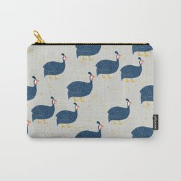 Guinea Fowl Carry-All Pouch