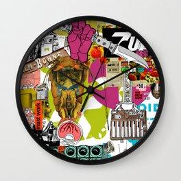 Must Work Wall Clock