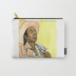 Blazing Saddles #1 Carry-All Pouch