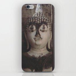 Wat Si Chum Buddha at Sukhothai Historical Park iPhone Skin
