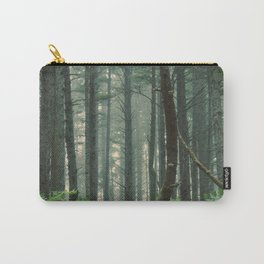 There Are Stories In The Woods Carry-All Pouch