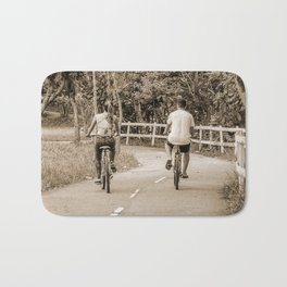 Cyclists Bath Mat