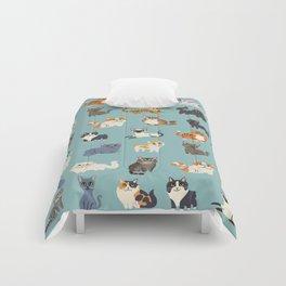 Cats! Comforters
