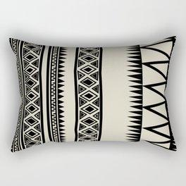 MALOU ZEBRA Rectangular Pillow