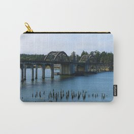 Siuslaw River Bridge - Florence Carry-All Pouch
