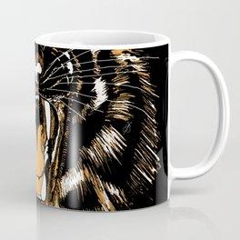 Roar Tiger Coffee Mug