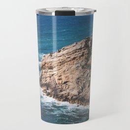 Edge of the World Travel Mug
