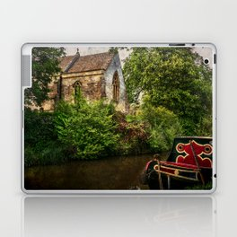 Church By The Oxford Canal Laptop & iPad Skin