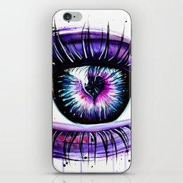 """""""Broken heart"""" iPhone Skin"""