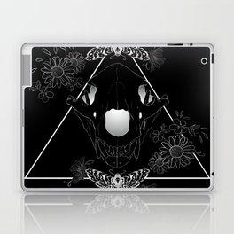 Bear Skull And Deathheads Laptop & iPad Skin