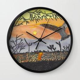 Pengana's Milieu Wall Clock