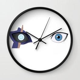 Next Generation Ultimate Eye Wall Clock