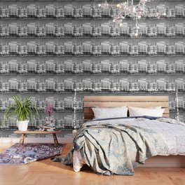 Urban meets classic Wallpaper