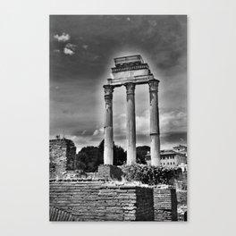 The Forum Canvas Print