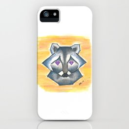 Coon iPhone Case