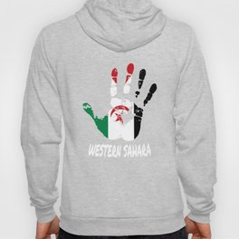Western Sahara Hoody