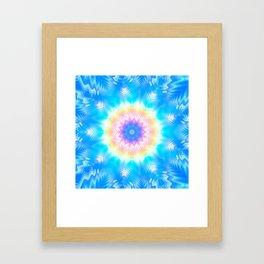 Rainbow Starlight Framed Art Print