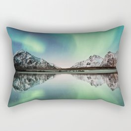 Stars Come Out At Night Rectangular Pillow