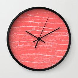 lobster stone Wall Clock