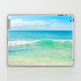 Ocean Blue Beach Dreams Laptop & iPad Skin