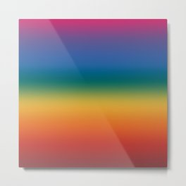 Rainbow 2018 Metal Print