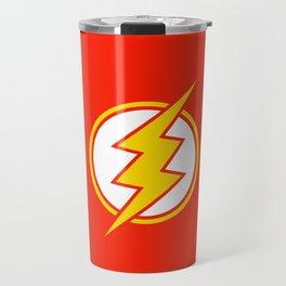 Flash Sign Travel Mug