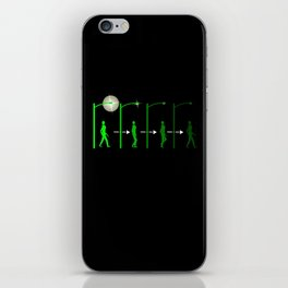 S.L.I.der iPhone Skin