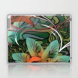Hibiscus Green Tea Laptop & iPad Skin