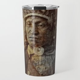 Assiniboine Chief Travel Mug