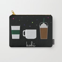 Coffee Is The Life Saver Carry-All Pouch
